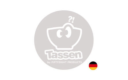 German-language page featuring the latest posts, videos and stories from TASSEN